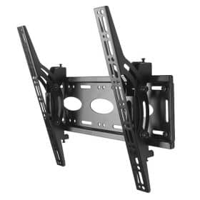 B-Tech BT8431 Universal LCD Tilt Wall Bracket Mount Black