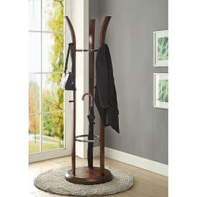 Jual Melbourne JF314 Coat Stand Walnut