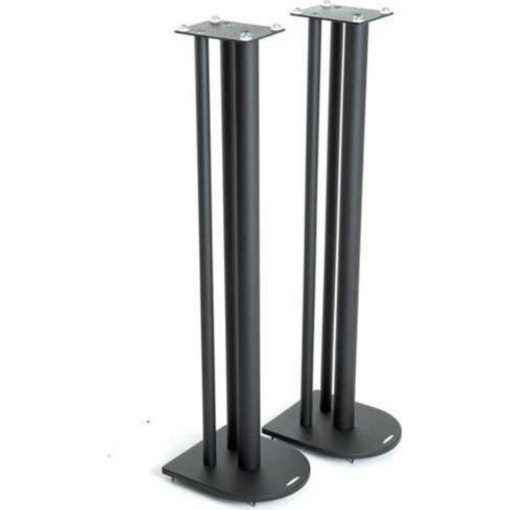 Atacama Nexus 10i Series Speaker Stand Black 1m 1