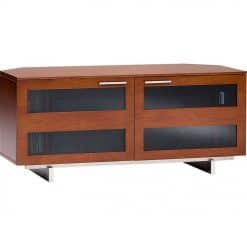 BDi Avion Series II 8925 Natural Cherry Corner TV Stand Cabinet