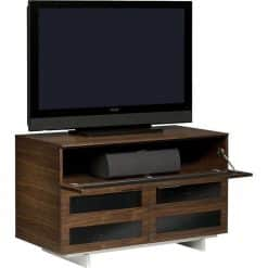 BDi Avion Series II 8928 Walnut TV Stand Cabinet 8928/CW