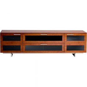 BDi Avion Series II 8929 Natural Cherry Wide TV Stand 8929/NC