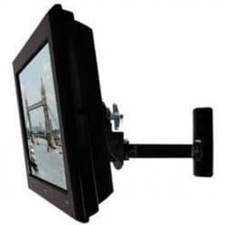 B-Tech BT7514 Medium LCD Monitor Wall Arm Black