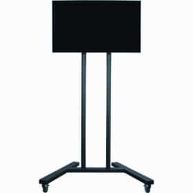 B-Tech BT8503 Budget Plasma LED LCD TV Screen Stand Trolley Black