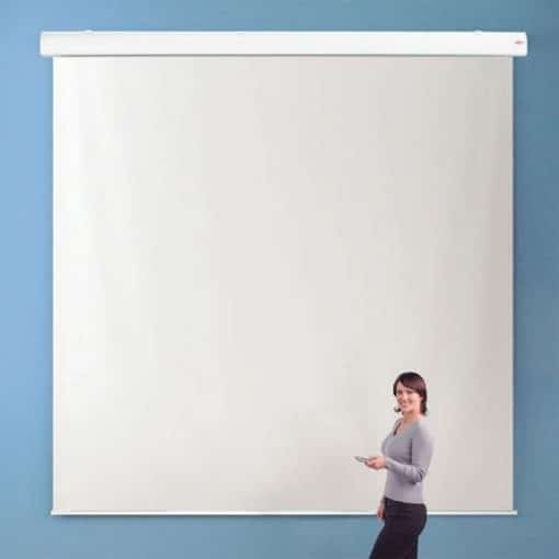 Chaseav 213511 Electric Projector Screen 1 1 Square