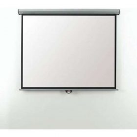 Chaseav Emv16W Eyeline Manual Projector Screen 4 3 Video