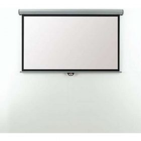 Chaseav Emw16W Eyeline Manual Projector Screen 16 9 Widescreen