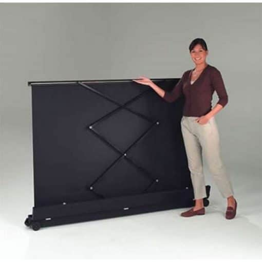 Chaseav Vg6000 Vertigo Portable Floor Projector Screen 1