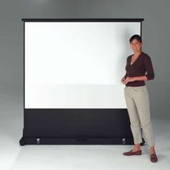 Metroplan VTW79 Transporter Floor Projector Screen 16:9 102x180cm
