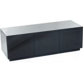 Frank Olsen CHIC 140 Grey TV Cabinet Hi Gloss CHIC140GRY