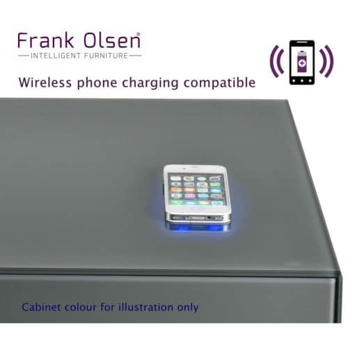 Frank Olsen Intel1100blk Wireless Charge Compatible 4