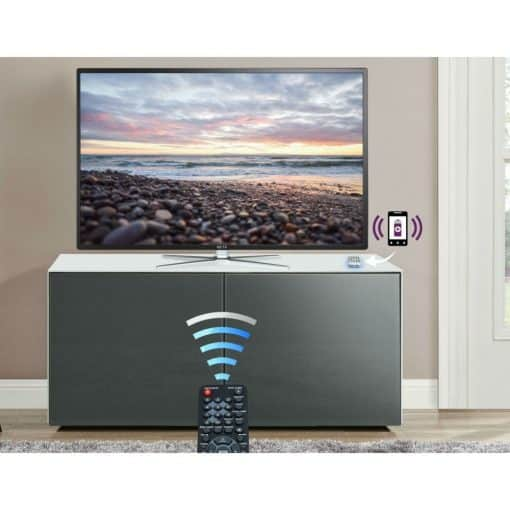 Frank Olsen Intel1100wht Gry 1100 White And Grey Remote And Charger