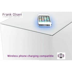 Frank Olsen Intel1100wht Gry White Charger