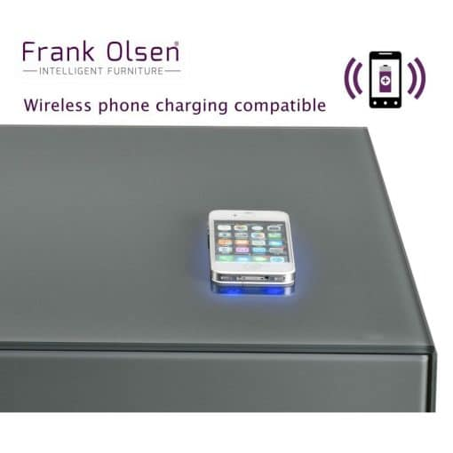 Frank Olsen Intel1500wht Gry Wireless Charge Compatible 4