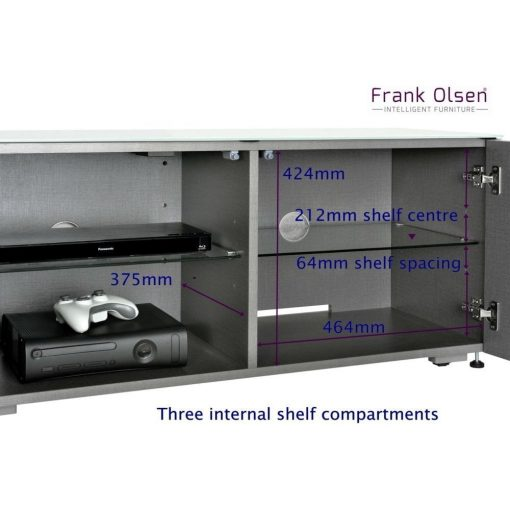 Frank Olsen Intel1500wht Large Unit Internal Dims