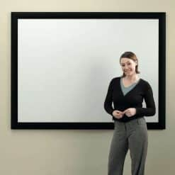 Metroplan FV120MW Velvet Fixed Frame Projector Screen 90 x 120cm