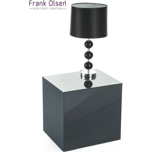 Intellamp Gry Frank Olsen Intel508gry Lamp With Logo