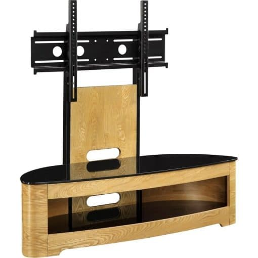 Jual JF209 Cantilever TV Stand White