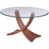 Main Image For Jual JF308 Siena Coffee Table Walnut
