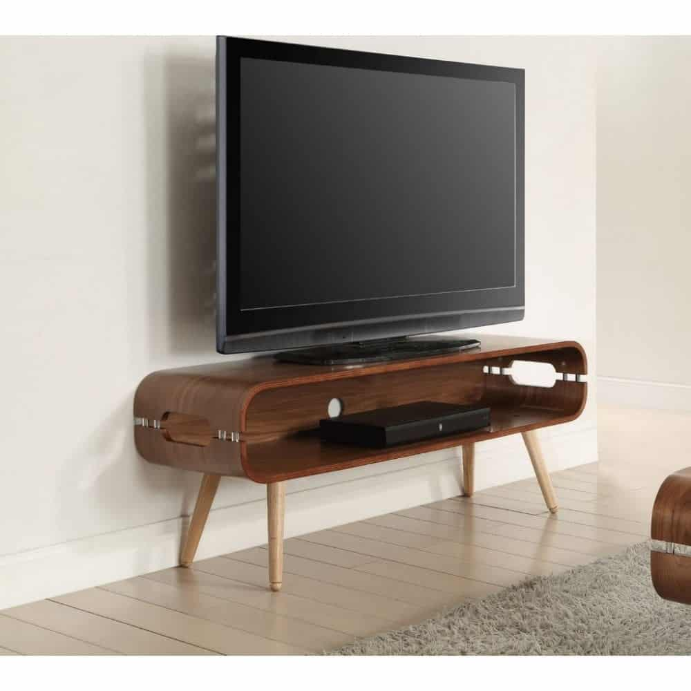 Jual Havana Jf702 Walnut Retro Style Tv Stand Great Price Free Shipping