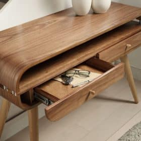 Lifestyle Home Setting Images For Jual JF705 Console Table Close Up