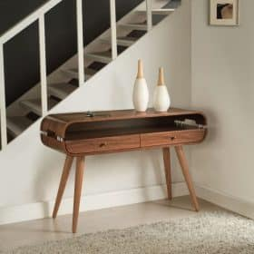 Lifestyle Home Setting Images For Jual JF705 Console Table