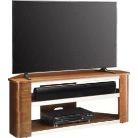 Jual Havana JF708 Acoustic TV Stand Walnut