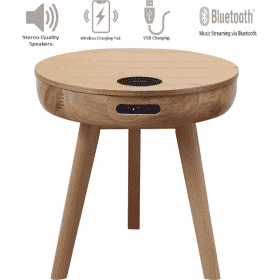 Jual JF710 San Francisco Smart Lamp Table Oak