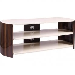Jual JF901 Milan TV Stand 1200mm Walnut and Cream