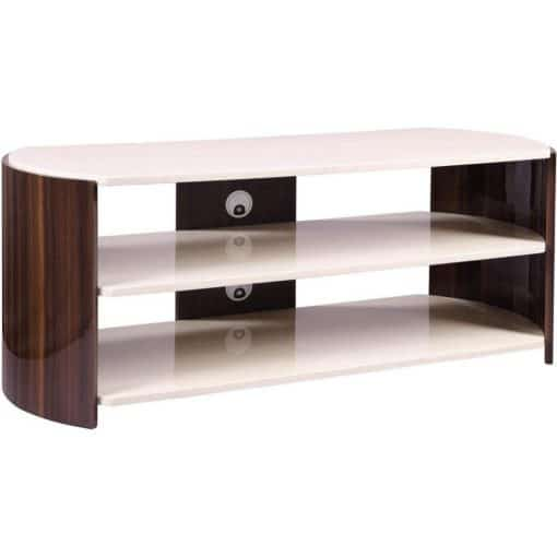 Main Image For Jual JF901 Milan TV Stand 1200mm Walnut And Cream