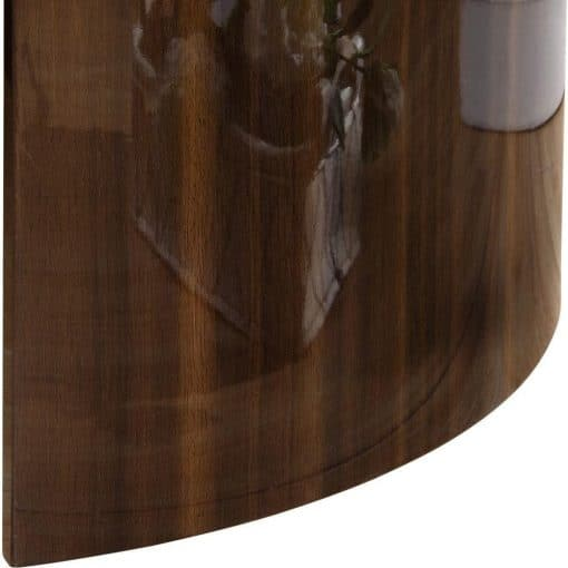 Additional Images For Jual JF902 Milan Coffee Table Walnut And Cream