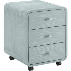 Jual Helsinki PC201 3 Drawer Pedestal Grey Ash