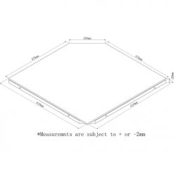 Dimensions Technical Drawing For Jual PC201 Cc