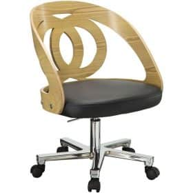 Jual Santiago PC606 Curve Office Oak Office Chair