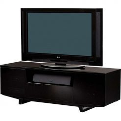 BDi Marina 8729-2 Black Gloss TV Home Theatre Cabinet 8729-2/GB