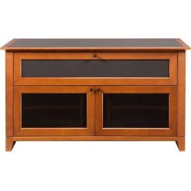 BDi Novia 8428 Natural Stained Cherry Television Cabinet 8428/NC