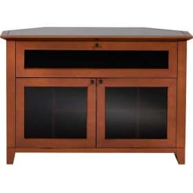 BDi Novia Corner 8421 Cocoa Stained Cherry Corner Cabinet 8421/CC