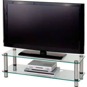 Optimum AV200SL Audio Visual Slimline TV AV Stand