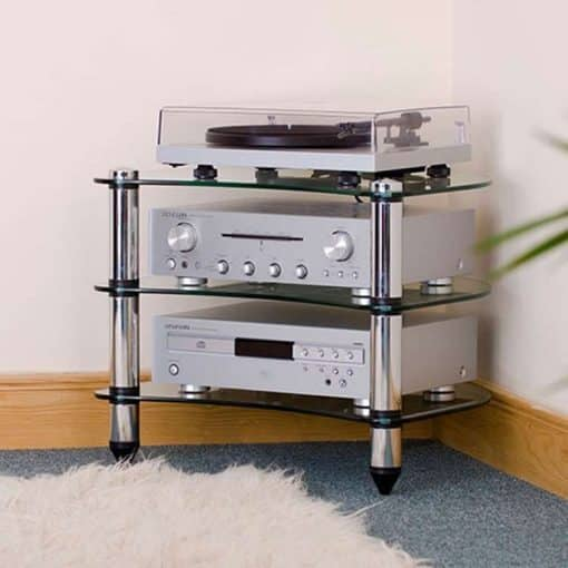 Optimum OPT340 Premier Hi Fi Stand 1