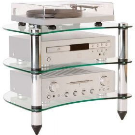 Optimum OPT340 Premier Hi Fi Stand 3