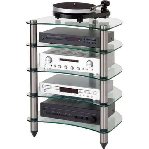 Optimum OPT660 Premier Hi Fi Stand 1