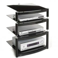 Atacama Equinox Celebration LE Hi-Fi Stand Base 2 Shelves Silver