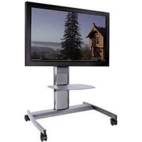 Unicol AVLT Avecta Exhibition TV Trolley Low-Level