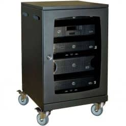Unicol AVR2B Multi Media Centre Unit on Castors / Wheels