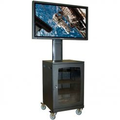Unicol AVR5B/MK1 Media Centre Trolley Unit with TV Bracket
