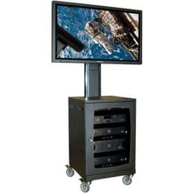 Unicol AVr2b Mk1 Media Centre Cabinet With Led LCD Plasma Flatscreen Mount 2