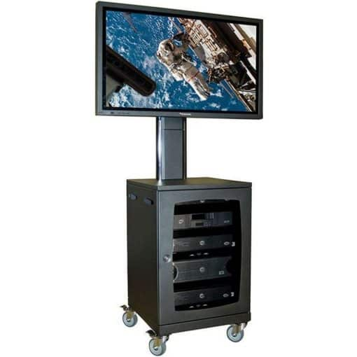 Unicol AVr2b Mk1 Media Centre Cabinet With Led LCD Plasma Flatscreen Mount