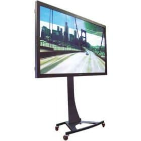 Unicol AX15T2H Axia Titan Commercial Exhibition TV Trolley 1.5m