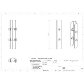 Additional Images For Unicol Cc Column Coupler