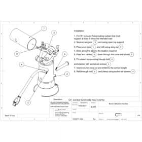 Additional Images For Unicol Ct1 Truss Clamp 40 55mm 2